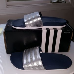 Adidas Cloudfoam Plus Slides